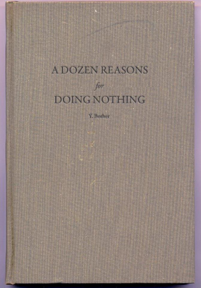 book_a dozen reasons
